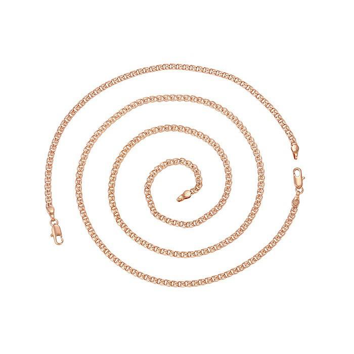 Позолоченный комплект Sofique с плетением Лав 63326