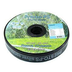 Шланг туман Presto-PS лента Silver Spray длина 100 м, ширина полива 8 м, диаметр 40 мм (401007-5)