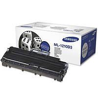 Заправка картриджа ML-1210D3 для принтера Samsung ML-1010, ML-1020M, ML-1210, ML-1220, ML-1250, ML-1430