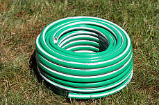 Шланг садовый Tecnotubi EcoTex для полива диаметр 3/4 дюйма, длина 25 м (ET 3/4 25), фото 3