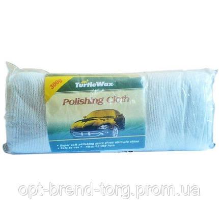 Сверхмягкая полировальная ткань Turtle Wax, фото 2