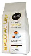 """Кофе в зернах """"Кава Характерна"""" SL D'Orо 100% Арабика 1кг."""