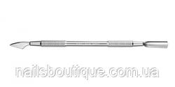 Лопатка маникюрная EXPERT 10 TYPE 2 PE-10/2 (закругленный пушер+топорик)