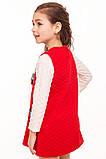 Симпатичный летний сарафан  для девочки 110-122р, фото 3