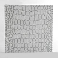 3D панели «Змея» Бетон, фото 1