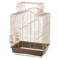 Клетка для попугаев Inter Zoo Emma (открывающийся верх) 540x390x720мм