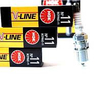 Свеча зажигания NGK VL-11 BCPR6E-11 / 5282 для ВАЗ 2110-12, Приора  16-клап.