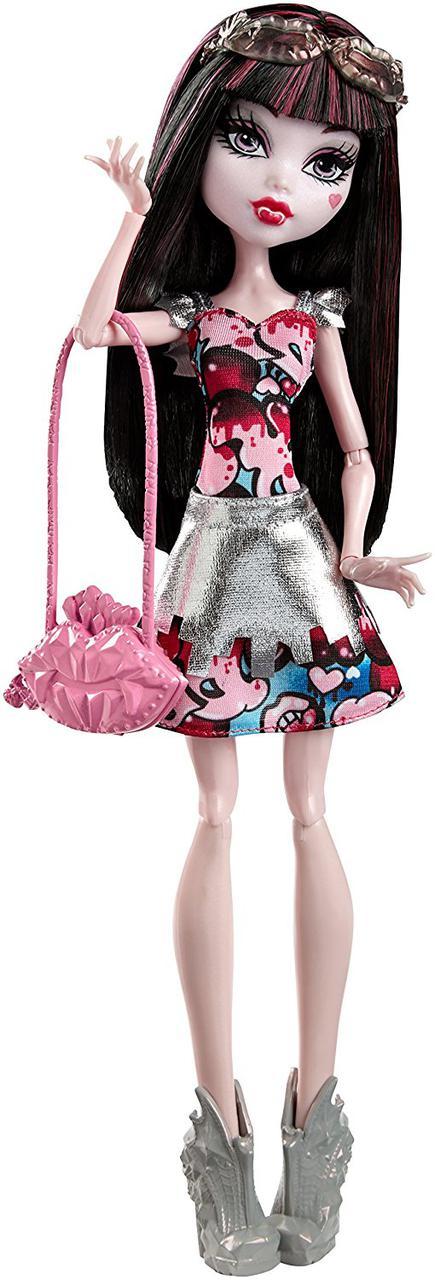 Кукла Дракулаура серия бу ЙоркMonster High Boo York, Boo York Frightseers Draculaura