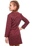 Платье приталенного силуэта с рукавом 7/8 для девочки 134-152р, фото 4