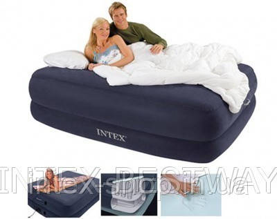Надувная кровать Intex 66956, фото 2