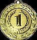 Медаль наградная 70мм. ME072, фото 4