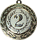 Медаль наградная 70мм. ME072, фото 5