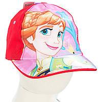 Кепка Холодное сердце (Frozen) летний головной убор для девочек (размер 51-54) ТМ ARDITEX WD11064 сиреневый