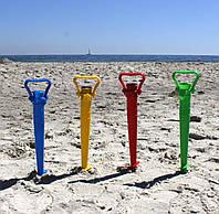 Бур для пляжного зонта