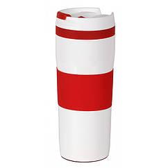 Термокружка вакуумная Красная