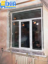 Пластиковые окна Глеваха, фото 3