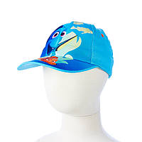 Кепка В поисках Дори (Finding Dory) летний головной убор для детей (размер 44-46) ТМ ARDITEX WD11177 голубой