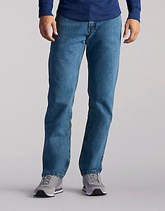 Джинсы Lee Men's Regular Fit Straight Leg Jean Wylie