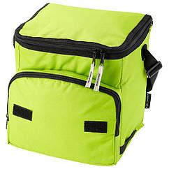 Термосумка с карманами Green