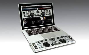 DJ контролер NUMARK DJ 2 GO