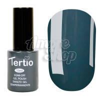 Гель-лак Tertio №036 (темно-серый, эмаль), 10 мл