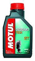 Масло для 2-х тактных двигателей Motul Outboard Tech 2T 1L