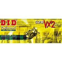 Мото цепь DID 520 VX2 100
