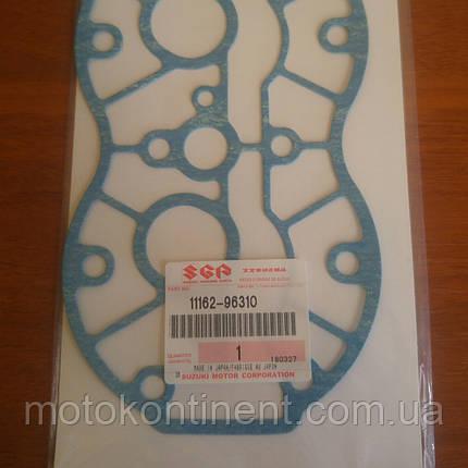 11162-96310 Прокладка крышки головки блока цилиндров Suzuki DT25/DT30, фото 2
