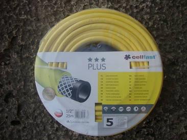 """Поливочные шланги Cellfast Plus 25 м. 1/2"""""""