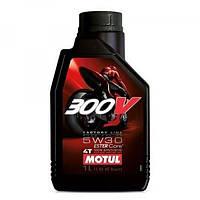Моторное масло Motul 300V 4T FL Road Racing 5W-30 1L