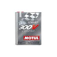 Моторное масло Motul 300V Chrono 10W40 2L