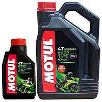 Моторное масло Motul 5000 4t 10w-40 4L
