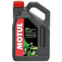 Моторное масло Motul 5100 4t 15w-50 4L