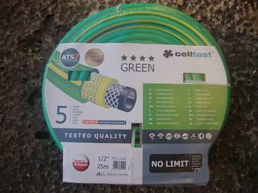 """Поливочный шланг Green ATS2™ (Cellfast) 25 м. 1/2"""""""