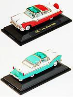 Модель ford crown victoria 1955
