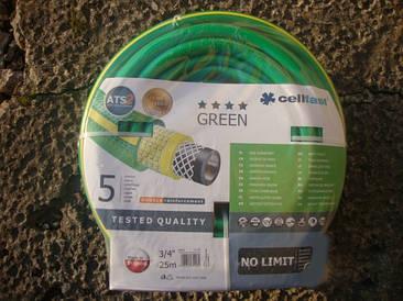 """Поливочный шланг Green ATS2™ (Cellfast) 25 м. 3/4"""""""