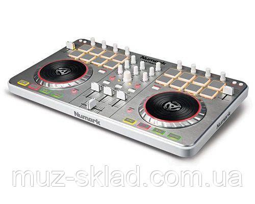 DJ-контроллер NUMARK MIXTRACK III