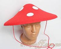 """Шляпа """" Мухомор """""""