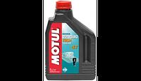 Моторное масло для бензиновой водной техники Motul Outboard tech 4t 10w-40 2L