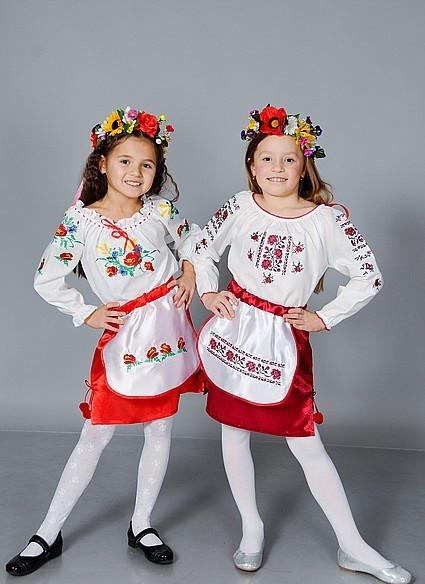 Детский карнавальный костюм Украинка