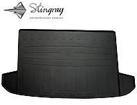 Hyundai Tucson TL 2015- Коврик Черный в багажник