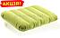 """Надувная подушка для путешествий """"INTEX"""", цвет салатовый, размер 43х28х9см, фото 3"""