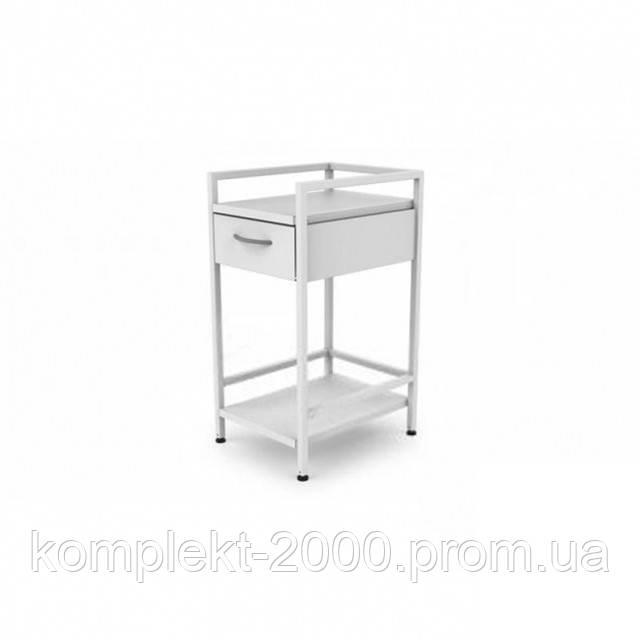 стол прикроватный для инвалидов из нержавейки