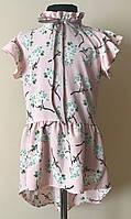 Детская блузка для девочки 8-14 лет, фото 1