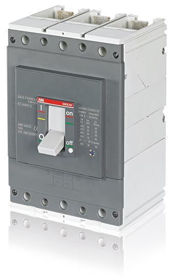 Автоматический выключатель ABB Formula A3S 630 ELT-LI In=630 3p F F, 1SDA066567R1