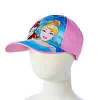 Кепка Принцессы (Princess) летний головной убор для девочек (размер 44-46) ТМ ARDITEX WD11222 розовый
