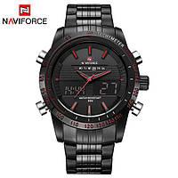 Спортивные мужские часы NAVIFORCE ARMY
