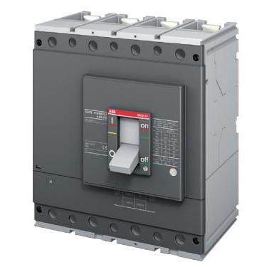 Автоматический выключатель ABB Formula A3S 630 ELT-LI In=630 4p F F, 1SDA066575R1