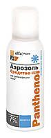 Аэрозоль Panthenol Elfa Pharm с ментолом и охлаждающим эффектом - 150 мл.