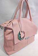 Женская кожаная сумка Galanty 10533 pink Кожаные женские сумки купить Одесса 7 км